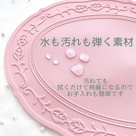 シリコンテーブルマット【オーバル】