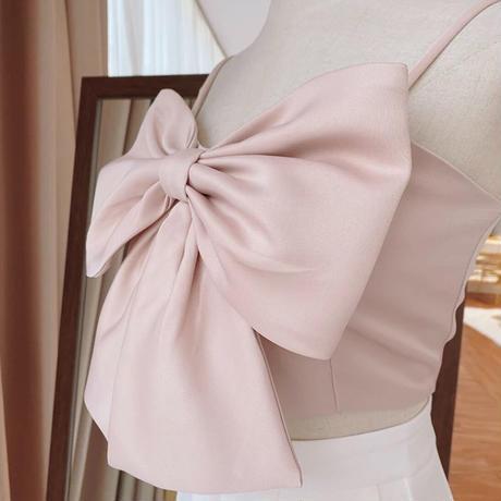 Ribbon camisole