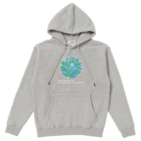 EARTH HOODIE / GREY
