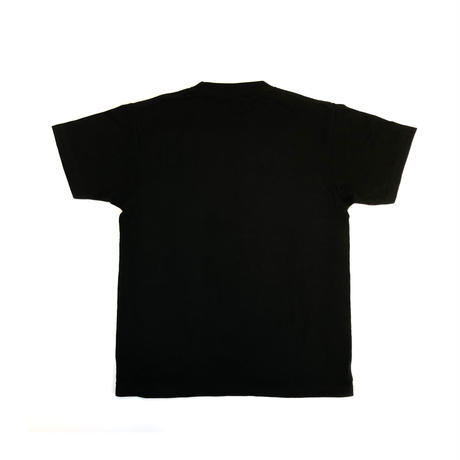 PASSED AWAY T-SHIRT / BLACK