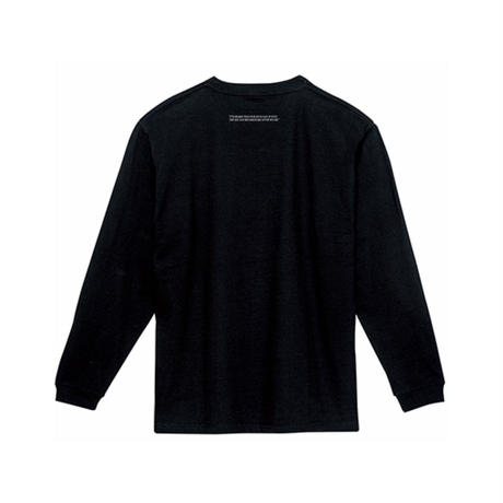 BECAME A STAR L/S TOP /BLACK