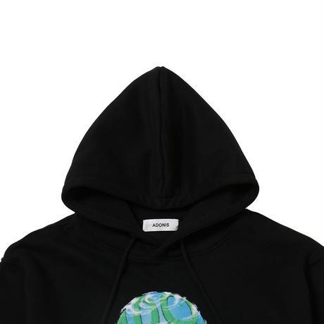 EARTH HOODIE / BLACK