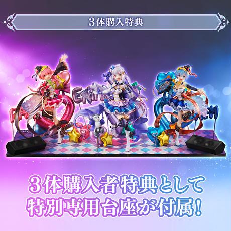 エミリア-アイドルVer- 1/7スケールフィギュア