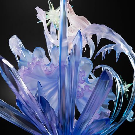 エミリア「-Crystal Dress Ver-」1/7スケールフィギュア