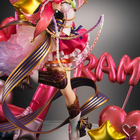 ラム -アイドルVer- 1/7スケールフィギュア