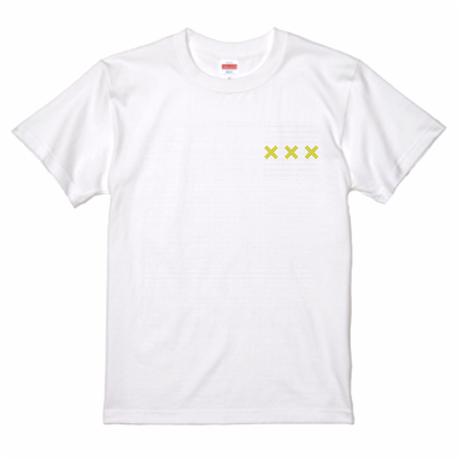 ×2020 T shirt white