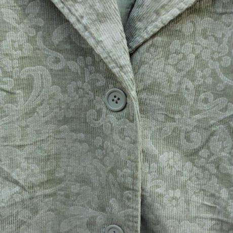 denim&co green jacket