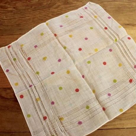 retro handkerchief