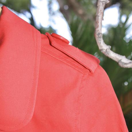 moto red coat