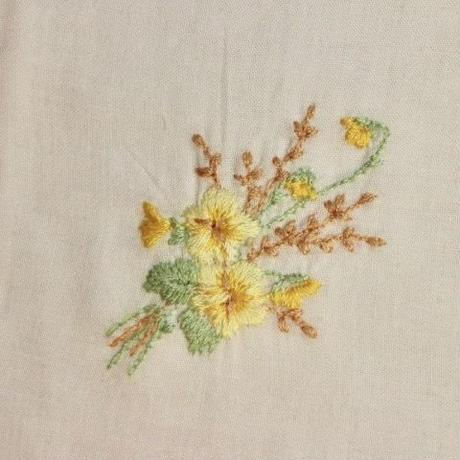 hana sisyu handkerchief 2p A