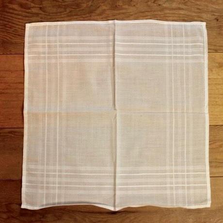 white napkins H