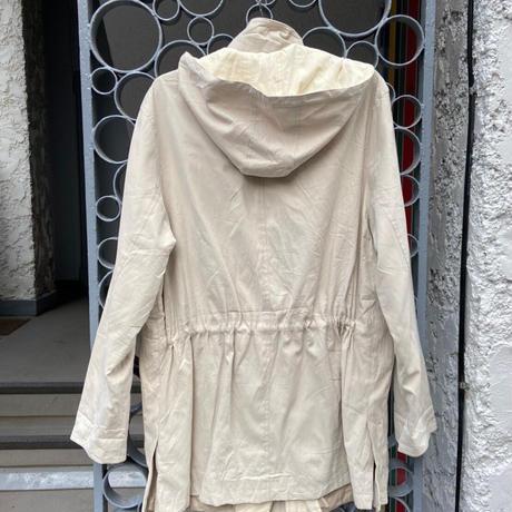 cream bannou jacket