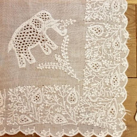 elephant napkins D 6p set