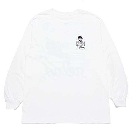 relax X SHINKNOWNSUKE / Mister relax Long sleeve T-shirt