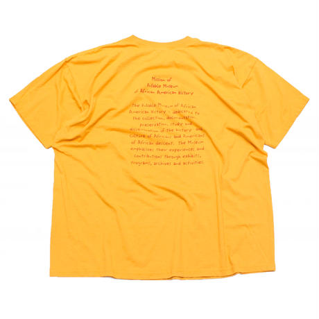 """""""Dusable Museum of African American History"""" S/S Tee"""