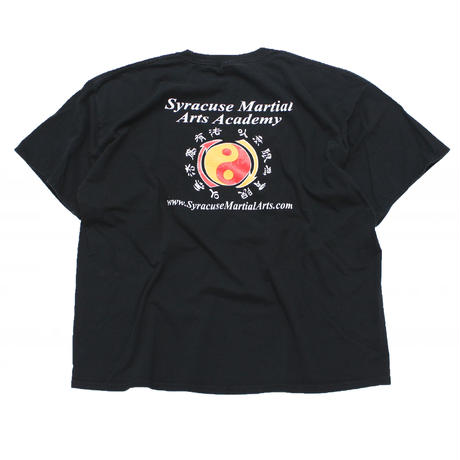 """Syracuse Martial Arts Academy"" S/S Tee"