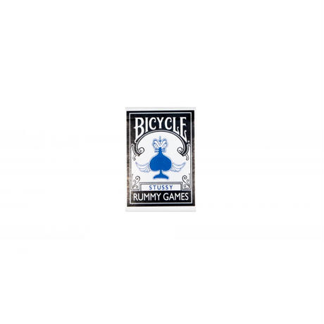 Stussy BICYCLE Playing Card