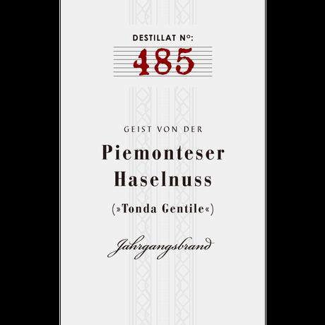 "No. 485: Piemont Hazelnut ""Tonda Gentile"""