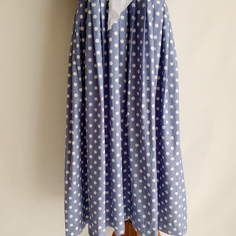 "Euro Vintage "" Laura Ashley "" Cotton Sailor Design Dress"