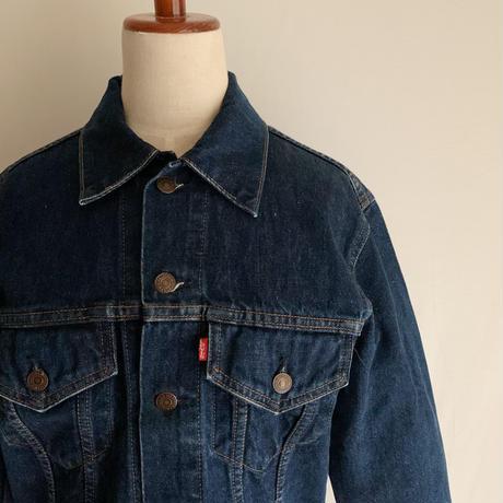 "70's USA "" Levi's  70505 "" Denim Jacket"