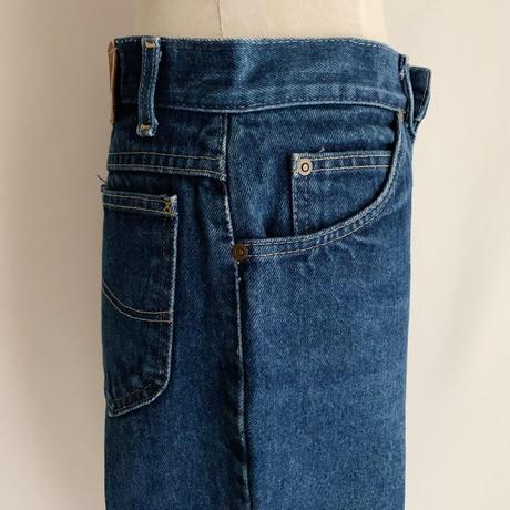 """80's USA """" Lee """" Denim Pants"""