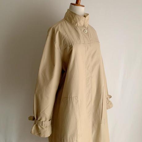 80's Euro Vintage Aline Silhouette Long Spring Coat