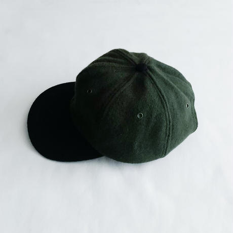 90's USA Wool Two Tone BB Cap
