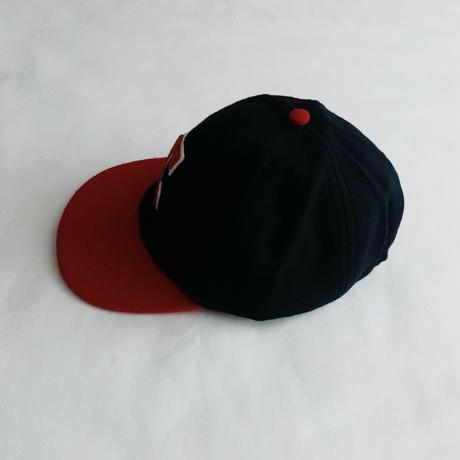 00's USA Wool Two Tone BB Cap