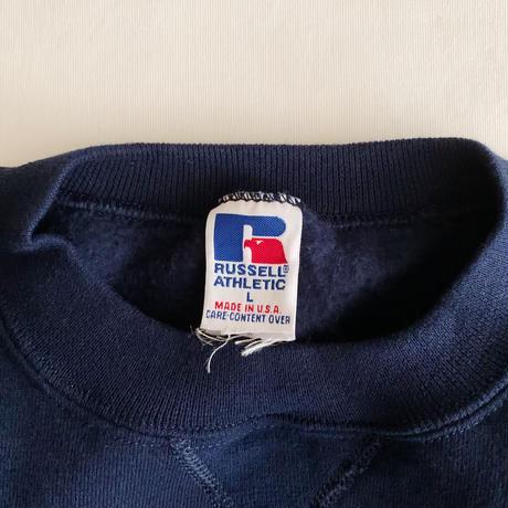 80's-90's USA N.E. Seattle Little League Printed Sweat Shirt