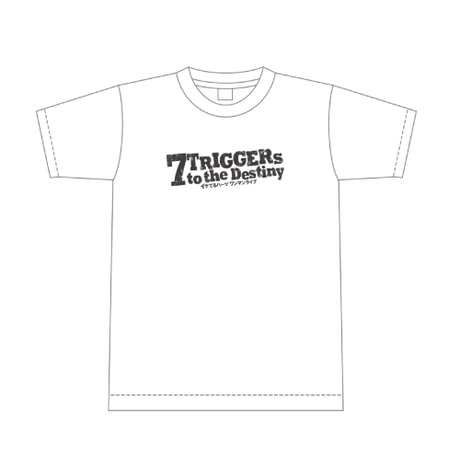 イケてるハーツ・7TRIGGERsTシャツ