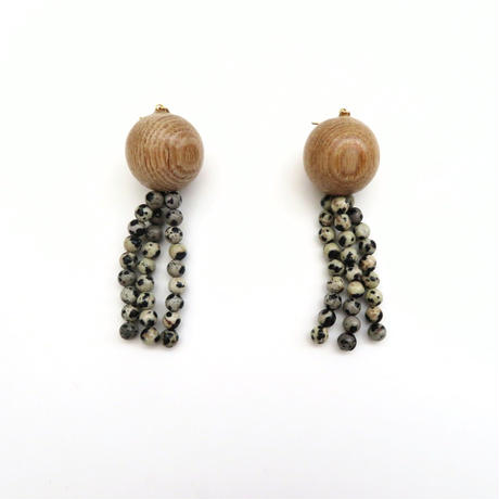 Earrings C タモ