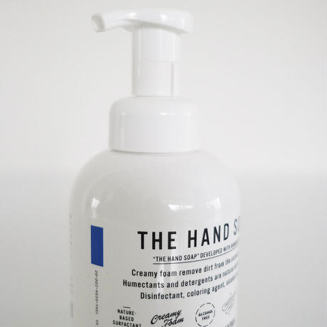 THE HAND SOAP