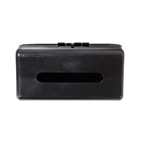 PLAIN TISSUE BOX〈BLACK〉
