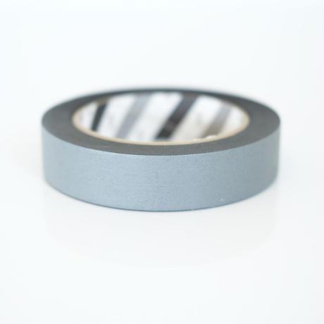 マスキングテープ〈グレー〉  25mm×50m