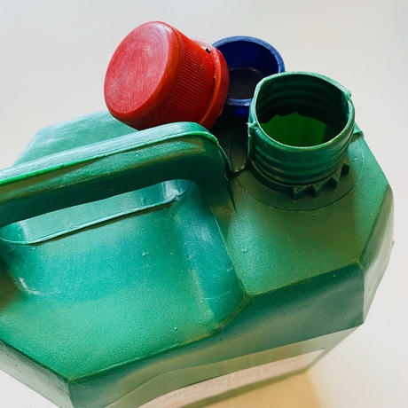 PLASTIC WATERING CAN 〈2L〉