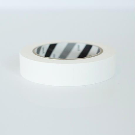 マスキングテープ〈ホワイト〉  25mm×50m