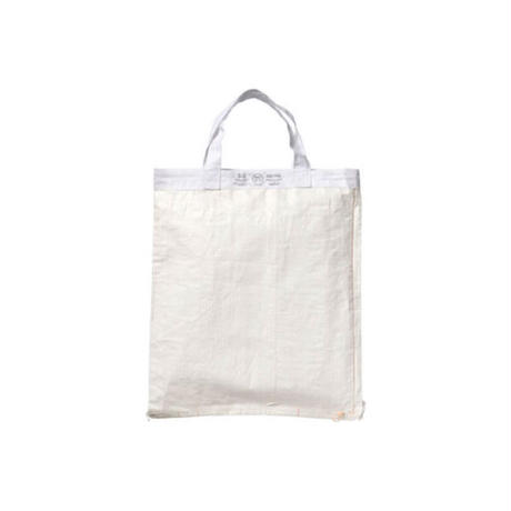 SHOPPING BAG WHITE 42x39