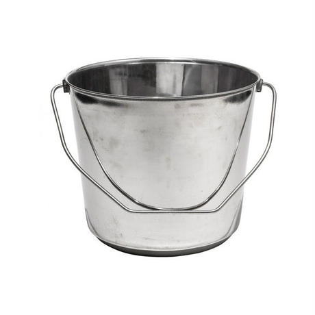 STAINLESS STEEL BUCKET〈LARGE〉