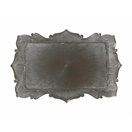 DECORATION TRAY RECTANGLE_F
