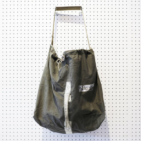 【USED】VINTAGE MATERIAL SHOULDER BAG_B