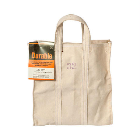 LABOUR TOTE BAG OFF WHITE〈S〉