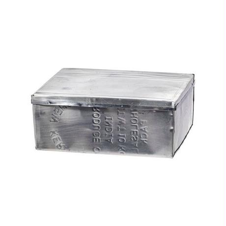 RECYCLE STEEL BOX 〈M〉