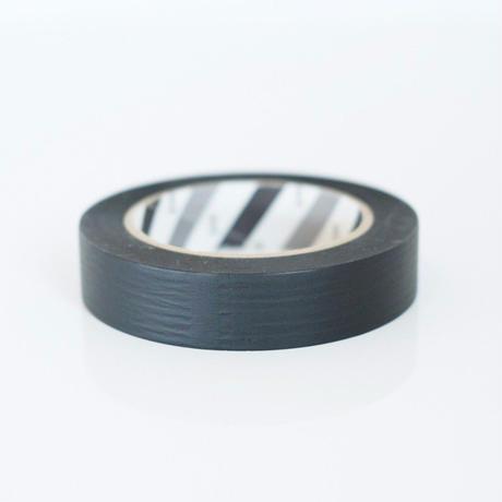マスキングテープ〈ブラック〉  25mm×50m