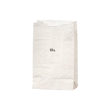 GROCERY BAG WHITE 〈9L〉
