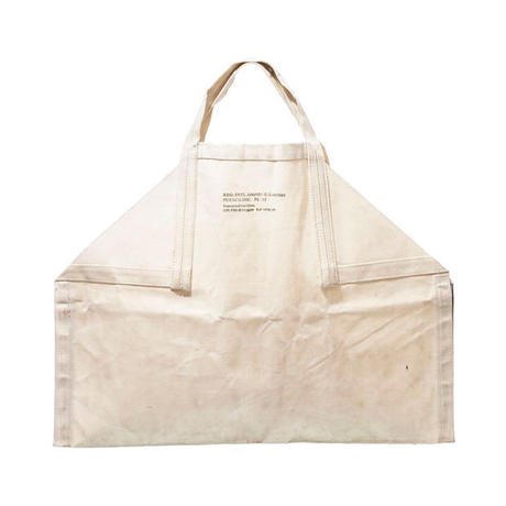 FIREWOOD CARRIER〈WHITE〉