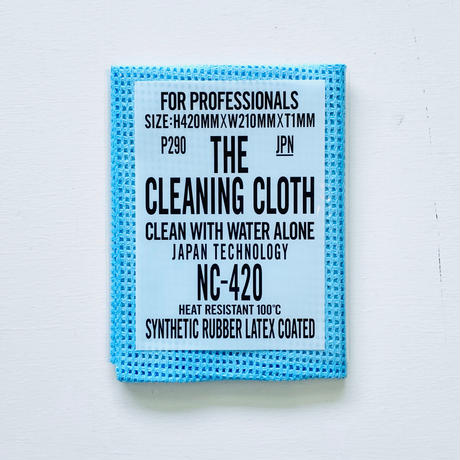 THE CLEANING CLOTH