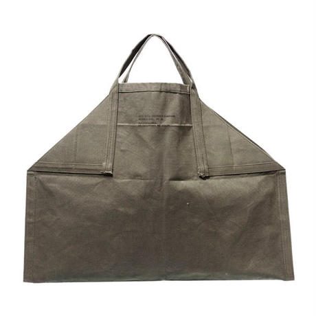 FIREWOOD CARRIER〈GREEN〉
