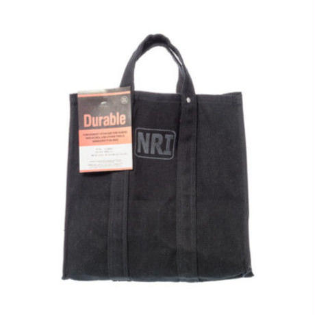 LABOUR TOTE BAG BLACK〈S〉