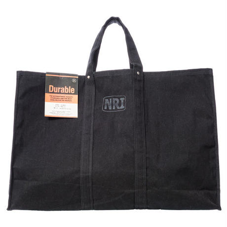 LABOUR TOTE BAG BLACK〈L〉