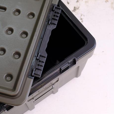 OLIVE DRAB COOL BOX〈業務用66L〉